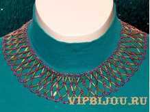 Ожерелье Ажурное