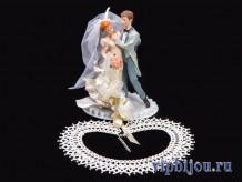 Ожерелье Белое кружево