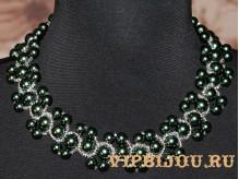 Ожерелье Эльфийское серебро