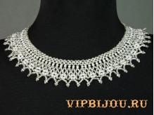 Ожерелье Зимушка
